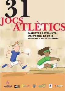 JOCS ATLETICS 2013_cartell